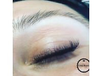 Volume & Classic Eyelash Extensions in Bromley
