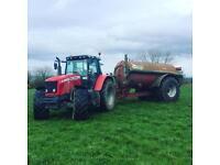 Agri Contracting (massey,trailer,silage,slurry,dumper