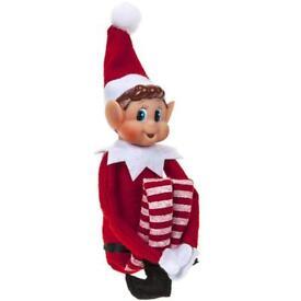 Christmas Elf/ elf on the shelf/ naughty elf
