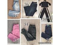 Men's trousers / golf waterproof