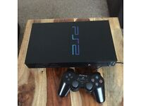 PLAYSTATION 2 CONSOLE IN EXCELLENT CONDITION WITH CONTROLLER