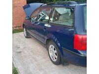 VW Passat TDI 1.9 1998 Good clean condition 11 months MOT