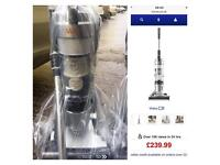FREE DELIVERY VAX AIR STRETCH PET PLUS BAGLESS UPRIGHT VACUUM CLEANER RRP £239