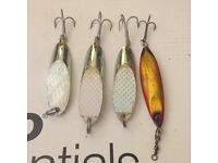 Sea fishing perks
