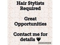 Hair stylist required