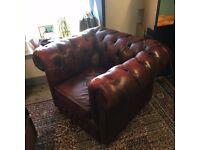 Chesterfield Armchair £70