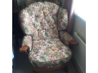 NEED GONE 3 Armchairs