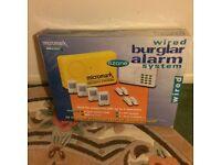 Micromark wired 6 Zone burglar alarm
