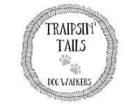 Traipsin' Tails Dog Walkers