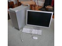 Apple Powermac Desktop Computer