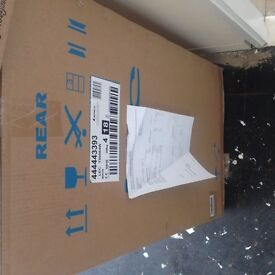 Brand new under counter fridge freezer (Lec) by £150