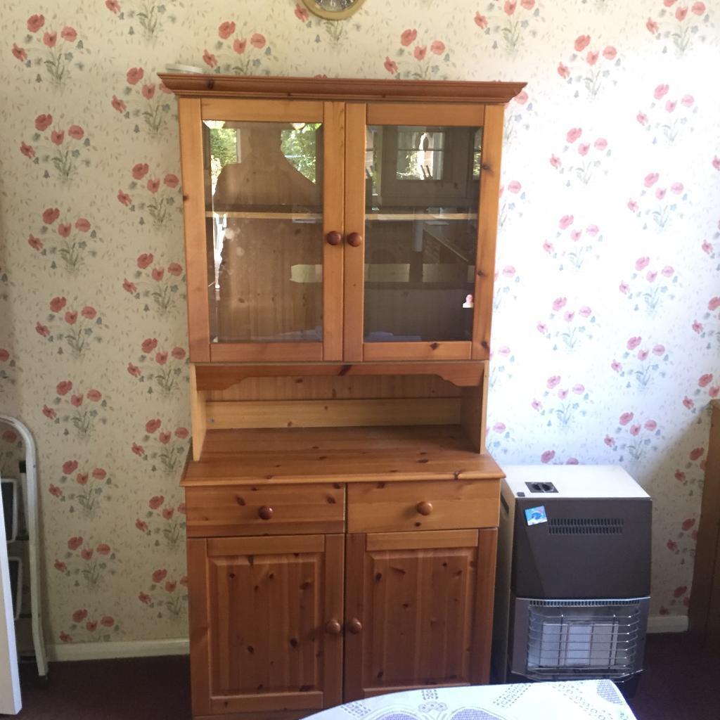 Pine Dresser (for kitchen/living room) | in Chatham, Kent ...
