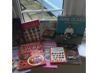 Cooking and Baking books £10 the lot