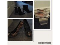 Shoes/boots/high heels