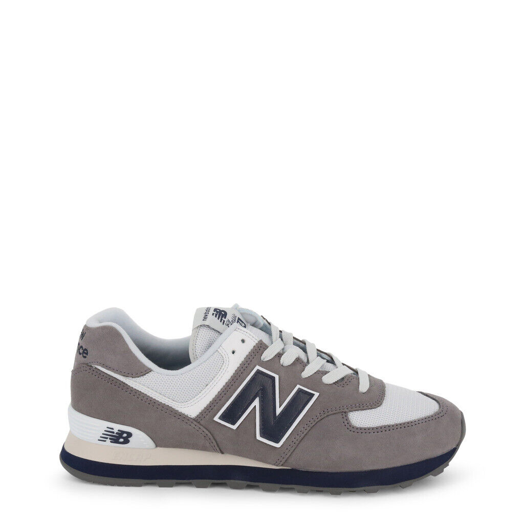 Neuf Balance Chaussures Hommes Sneakers Bas Ml574esd Gris Deconstructed