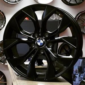 BMW X5 X6 Winter Tire Rim Package Call 905 673 2828  @Zracing 4 Rim + 4 Tires 18 $1200 Inch 19 Inch $1450 20 Inch $1650