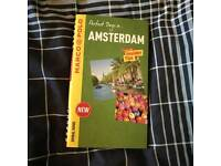 Amsterdam guide book - brand new