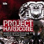 Project Hardcore 2015 mixed by Neophyte (CDs)