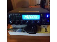 CRT SS 6900 N - 10 Meter mobile transceiver