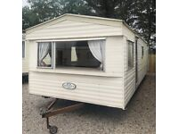 Delta Santana Static Caravan For Sale Off Site