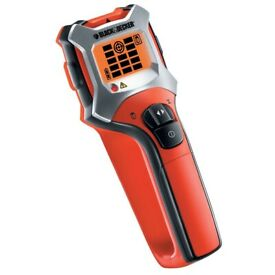 NEW BLACK & DECKER BDS303 STUD METAL LIVE WIRE DETECTOR LCD DISPLAY CAN POST