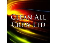 Clean All Crew- After Building Cleaning/Commercial Cleaning/Office Cleaning/Public Sector Cleaning