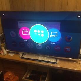 "New Panasonic 49"" smart 4k UltraHD Tv absolute bargain!!! Warranty free delivery"