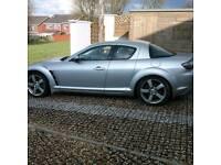 Mazda rx8 231, 6 speed. Spares or repair