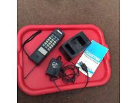 Cellphone with Battery Charger & Original Booklet in good conditions. One owner