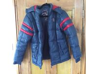 BOYS PADDED JACKET 11/12 YEARS