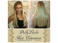 DOLLYLOCKS HAIR EXTENSIONS, MINI LOCKS,EASILOCKS,PRE BONDS,BRAZILIAN REMY,