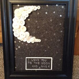 Love you to the moon and back picture