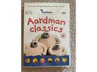 Aardman Classics DVD