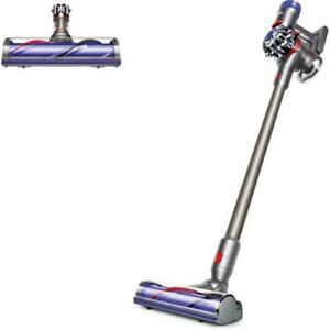 DYSON V8B CORDLESS STICK VACUUM - 1 YEAR DYSON WARRANTY - 0% FINANCING AVAILABLE - OPENBOX CALGARY