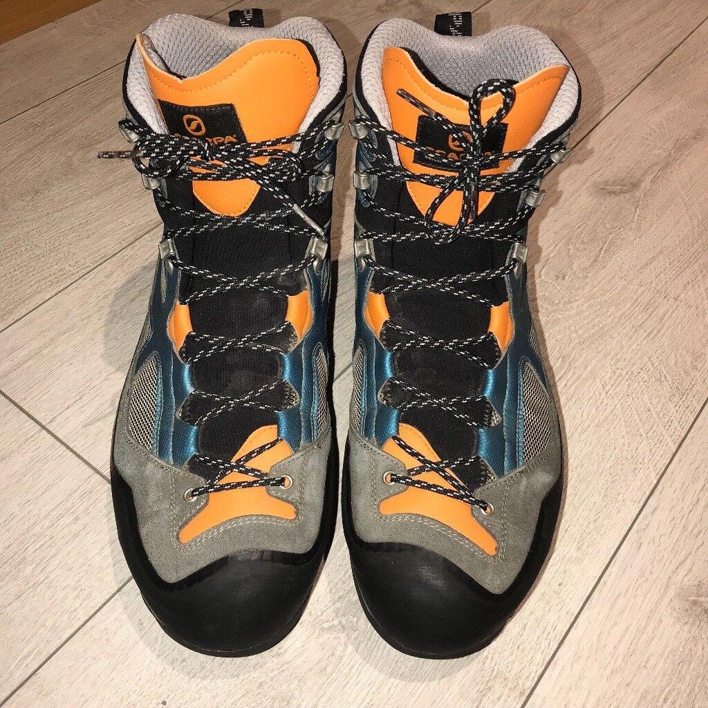 separation shoes 1de30 d89b7 Mountaineering / walking boots SCARPA Rebel Lite GTX UK size 11/12   in  Aviemore, Highland   Gumtree