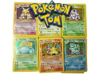 POKEMON CARDS! All cards from sets 1-5 + many more!!! Holo & Non Holo. Rare. Uncommon. Common.