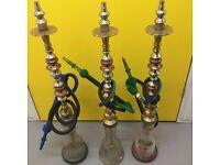 35 Khalil Mamoon Shisha Pipes
