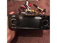 Jvc AVX2 DVD screen player