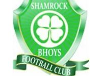 Shamrock Bhoys fc Newly Formed Amateur football Club