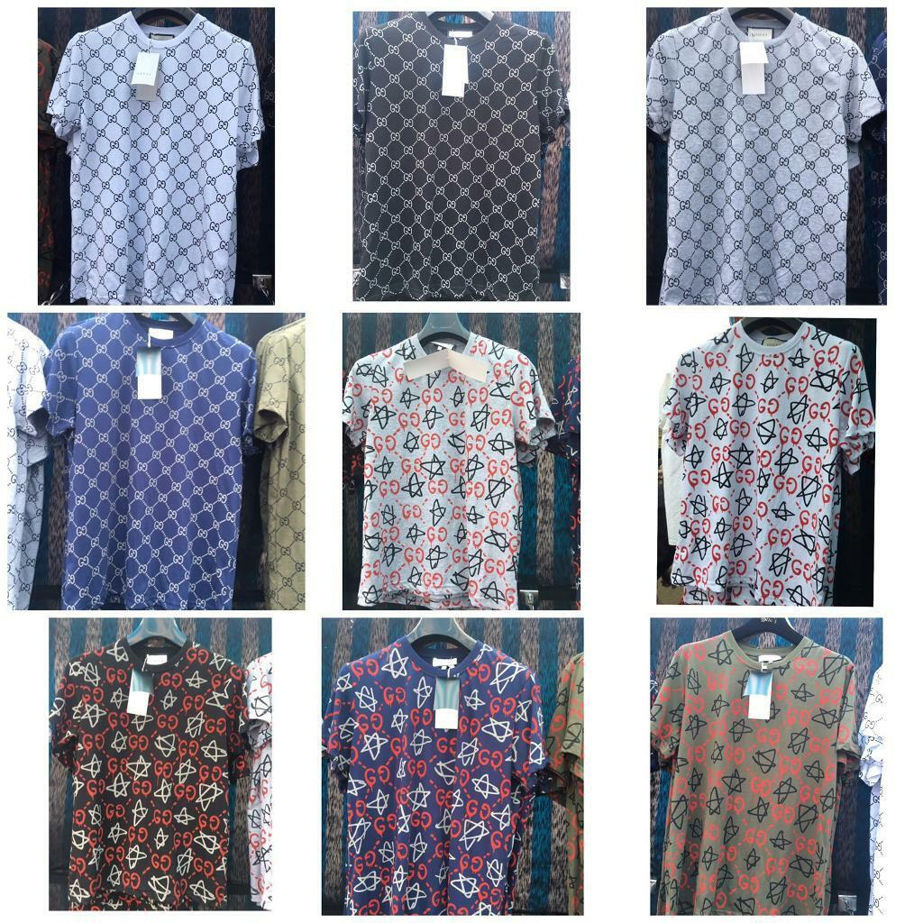 6310a6f08 Gucci T Shirt ALL COLOURS SIZES tee not givenchy Fendi Valentino moncler  stone island supreme