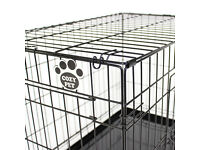 Dog crate. dog cage. dog cages. dog crates. dog kennel. various sizes.