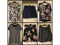Ladies size 16 clothing bundle