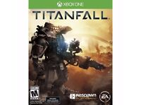titanfall, xbox one , as new ! price stands , no offers !