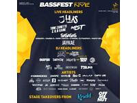 2 bassfest nye sheffield tickets