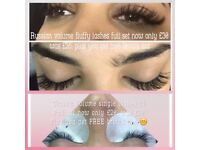 Angel eyes lash & brow beautician mobile service