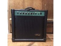 Bass guitar/guitar practice amplifier. Stagg 20BA