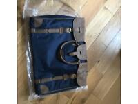 Cotton traders travel bag