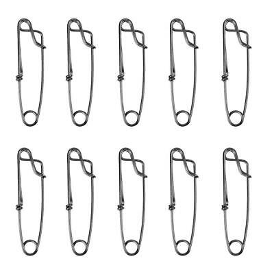 20Pcs Stainless Steel Long Line Longline Clip For Fishing Snapper Or Shark  (Fishing Line For Sharks)