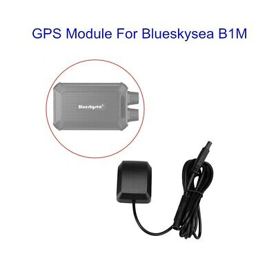 GPS Module Logger For Blueskysea B1M Motorcycle Dual Lens Dash Cam Recorder DVR