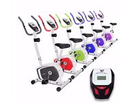 Magnetic Indoor Exercise Bike Home Fitness Cardio Workout Machine